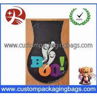 China Eco Friendly Plastic Treat Bags Printed Customized For Halloween wholesale