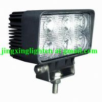 China 4wd accessories: 18w led work light wholesale