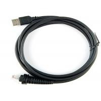 Quality 2M Honeywell HHP 1900G Barcode Scanner Cable Copper Conductor With Black Color for sale