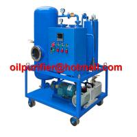 China Waste Transformer Oil Purifier Simple Structured And Easy Operated,compact cable insulation oil dehydration machine wholesale