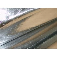 China Perforated Radiant Barrier Foil Heat Preservation And Energy Saving Function wholesale