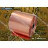 China 18um C11000 Copper Foil Double Shiny For CCL / Electronics Shielding wholesale