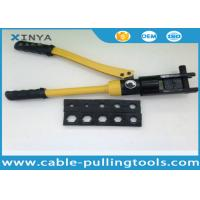 China Portable Hydraulic Cable Lug Crimping Tool wholesale