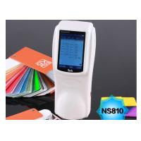 Buy cheap Handheld Color Measurement Spectrophotometer , CIE Data Colour Spectrophotometer from wholesalers