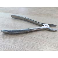China Durable Forceps Dental Instrument , Upper Molar Forceps With Narrow Tip 500/2 wholesale