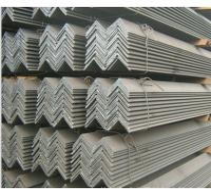 China Q235B Q345B SS400 Hot rolled Steel Angle wholesale