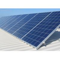 China Blue Polycrystalline Silicon Solar Panel , Solar Pv Modules For Industrial wholesale