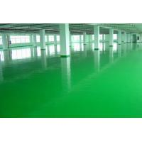 China Smooth Dustproof Liquid Resin Industrial Epoxy Floor Coating Finishing Materials wholesale