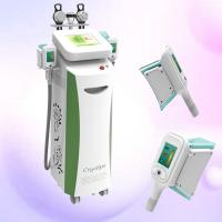 China Fat Reduce Function by RF Cavitation Support CryolipolysisMachine for Fat Dissolving wholesale