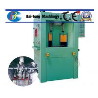 China Turntable Type Wet Blasting Equipment One Gun Air Consumption 0.4 - 0.8Mbar wholesale