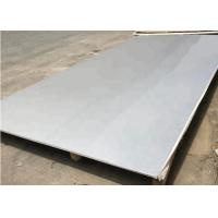 China ASTM A240 Grade 430 Stainless Steel Sheets Sand Blasting Surface wholesale