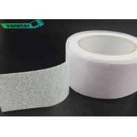 China White Waterproof Clear Non Skid Tape , 3m Safety Walk Rubber Grip Tape on sale