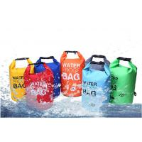 China OEM waterpro dry bag 5L/10L/15L/20L/Colorful light weight wet dry bag for swimming/camping/hiking/waterproof dry bag wholesale