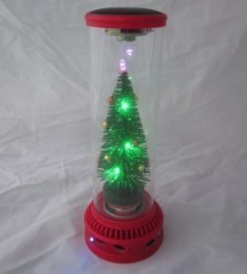 China Christmas card MP3 mini speaker on sale