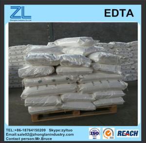 China China 99.0% EDTA ACID white powder suppliers on sale