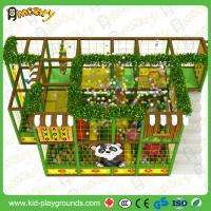China Modern Indoor Playground Equipment, Luxury Children′s Play Land children