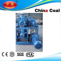 China JZJS Roots Water-ring Vacuum Pump Unit on sale