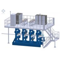 China Two Work Position Membrane Panel MAG Welding Machine For Industrial Boiler wholesale