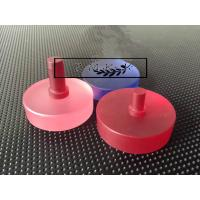 China Custom Design Synthetic Ruby , Sapphire Glass 9.0 Hardness For Wrist Watch Lens wholesale