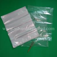 China FDA approved NY/PE laminated vacuum bag/vacuum vacuum for food packing,clear, size 40x50cm wholesale