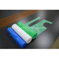 China White Disposable Aprons On A Roll Medical Disposable Colored Hygiene PE Aprons wholesale