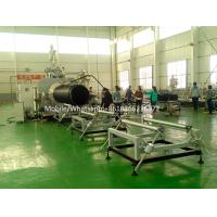 China In Stock 800-1200mm water drainage  HDPE Krah corrugated pipe extrusion machine on sale