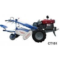 CT151 CT181 Wulin 15HP 18HP two wheel walking tractor / Power Tiller / small power tiller Manufactures