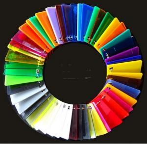 China hot sale acrylic glass sheets /color PMMA glass shees /coloured acrylic sheet wholesale