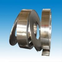 China Hot Dipped Galvanized Steel Strip 0.15mm - 3.8mm Chromated DX51 SGCC SGCD wholesale