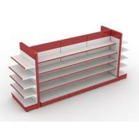 Buy cheap Steel rack cosmetic display shelf cabinet for alcohol from wholesalers