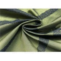 China 100% P Woven Yarn Dyed Graphic Print Fabric For Jacket And Wind Breaker wholesale