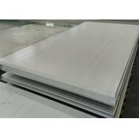 China 5mm Thickness Stainless Steel Plate Cold Rolled / Hot Rolled 2B Ba Aisi 304 310s 316 321 wholesale