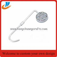 China Fashion High Quality Purse Hanger/Hanger Hook For Bag with Your Design on sale