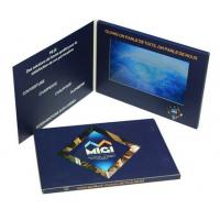 China China Factory Cheap Price Custom Gift Greeting Cards 7 Inch Lcd Video Brochure wholesale