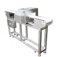 China Automatic Product Tracking Belt Conveyor Metal Detectors In Stainless Steel wholesale