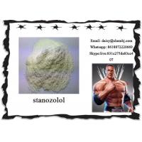 China White Crystalline Powder Bodybuilding Stanozolol Winstrol Hormones Steroid Male Enhancement Steroids CAS 10418-03-8 wholesale