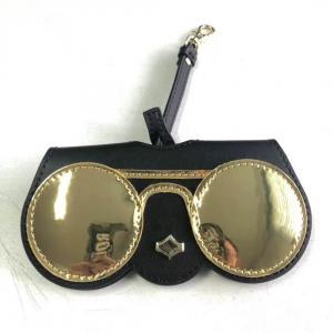 China 2019 new shiny  soft eyeglasses bag wholesale