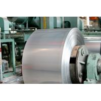 China stainless steel coil 201 hongwang origin No.4 finish with PVC 1219mm x coil wholesale