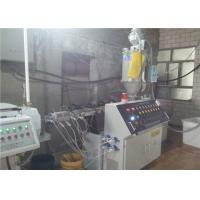 Buy cheap Large Scale Hose Pipe Making Machine , High Efficiency Pe Pipe Production Line from wholesalers