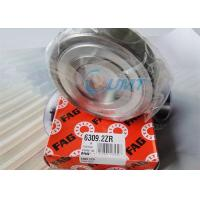 China Good quality chorme steel FAG brand 45X100X25 mm 6309 - 2ZR bearing wholesale