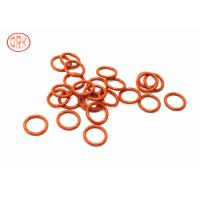 China Professional Silicone Pressure Washer O Rings Durable Anti-Aging Ecofriendly wholesale