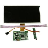 Buy cheap 10.1 inch 1280 800 250cd black TFT Display LCD touch Screen for GPS navigators from wholesalers