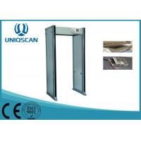 OEM Walk Through Metal Detector UZ800 33 Zones For Electronic Factory Manufactures