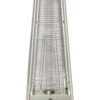 China Multi - Used Square Patio Heater UV Protected With Silk Printing Logo wholesale