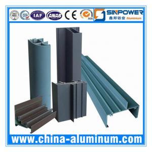 China Decorative Aluminium Window Door Aluminum Profiles wholesale
