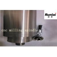China Low Rotating Speed CNC Milling Spindle For Drilling Milling / Rough Machine wholesale