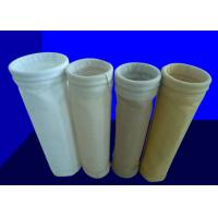 China Chemical Stability High Efficiency Dust Filter Bag Filter Pocket wholesale