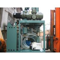 China Automatical Transformer Oil Treatment Machine With PLC Controlled/Oil Purification wholesale