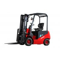 China Counterbalance Electric Forklift Truck 1.8 Ton Capacity With AC Power System wholesale