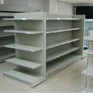 China Wood warehouse grocery display supermarket shelving label wholesale